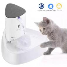 Автоматический поильник-фонтан для животных