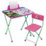 Комплект детской мебели Disney «Феи. Азбука» (арт. Д2Ф1)