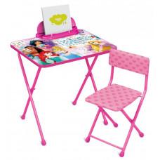 Комплект детской мебели Disney 2 «Принцессы» (арт. Д2П)
