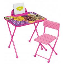 Комплект детской мебели Disney «Рапунцель. Новая история» (арт. Д2Р)