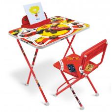 Комплект детской мебели Disney «Тачки» (арт. Д2Т)