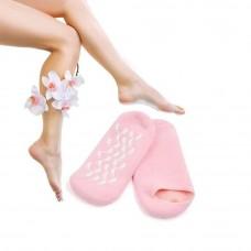 Гелевые увлажняющие носочки