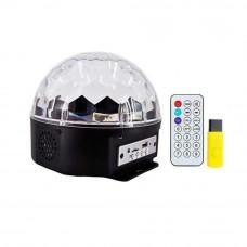 Cветомузыка LED Magic Ball Light BT