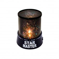 Ночник проектор звездного неба Стар Мастер