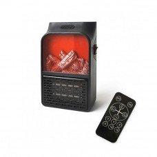 Мини обогреватель с LCD дисплеем Flame