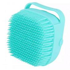 Щетка для мытья животных с отделением для шампуня