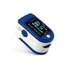 Цифровой пульсоксиметр на палец с мгновенным чтением мониторинг состояния здоровья