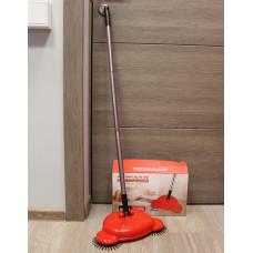 Механическая щетка-веник для уборки пола Sweep drag all in one Rotating