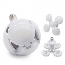 Складной LED светильник Football lamp E27 40 Вт 6500k