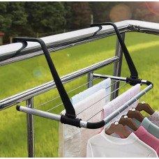 Вешалка наружная телескопическая для одежды