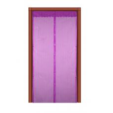 Сетка москитная для дверей 7 магнитов 100х210 см (без коробок)