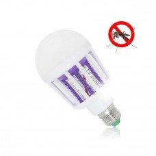 LED лампа от комаров