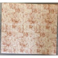 Блок интерьерного покрытия 3D цвет 3D - E06 - Кирпичный  (1 шт)