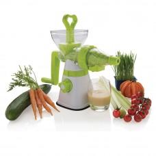 Механическая соковыжималка для фруктов, овощей и трав