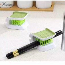Многофункциональная U-образная щетка для посуды