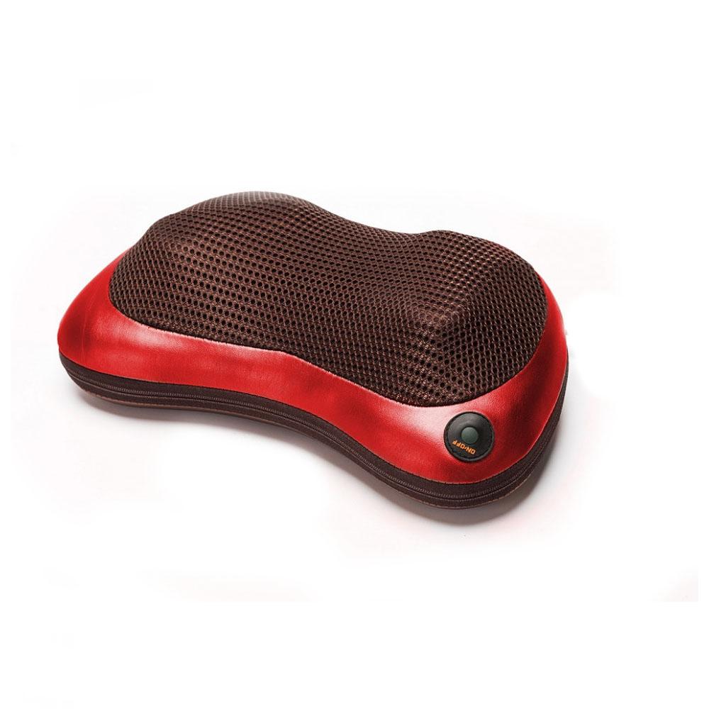 Массажер-подушка (красная)