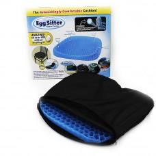 Гелевая подушка Egg Sitter синяя