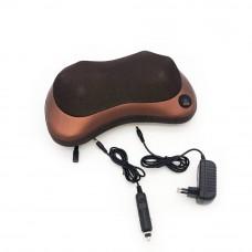 Массажная подушка с роликами и прогревом Чудо-Релакс