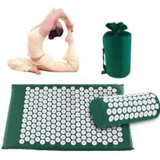 Акупунктурный массажный набор (коврик+подушка)